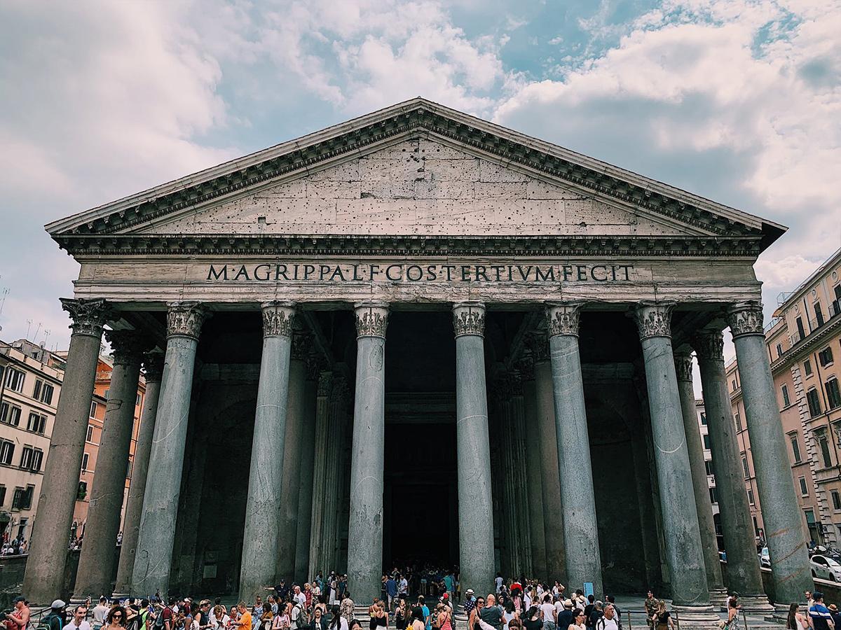Ore 10.00 - Visita al Pantheon