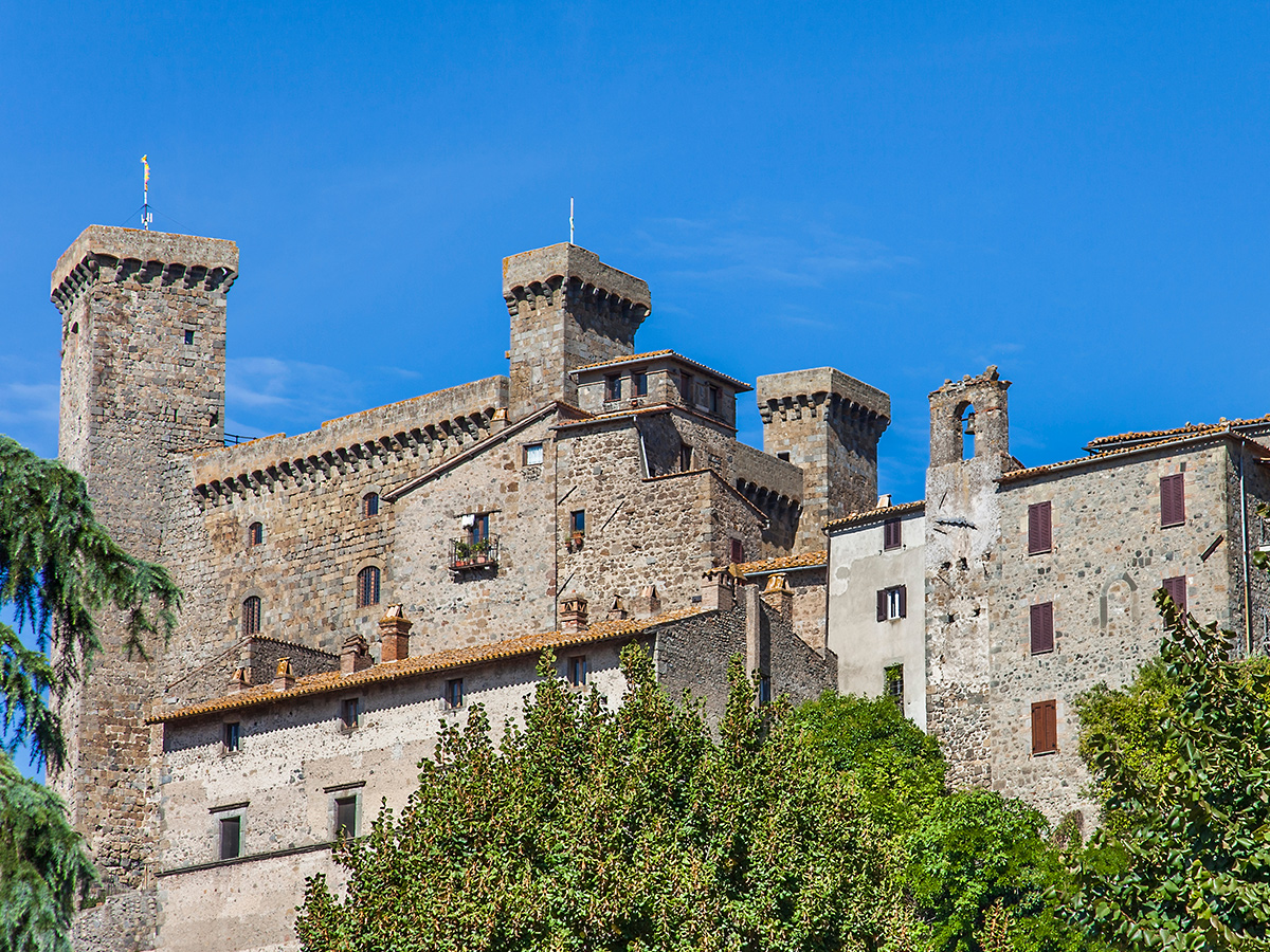 Giorno 3 - Visita Borgo Cervara di Roma, Pranzo e rientro a Roma