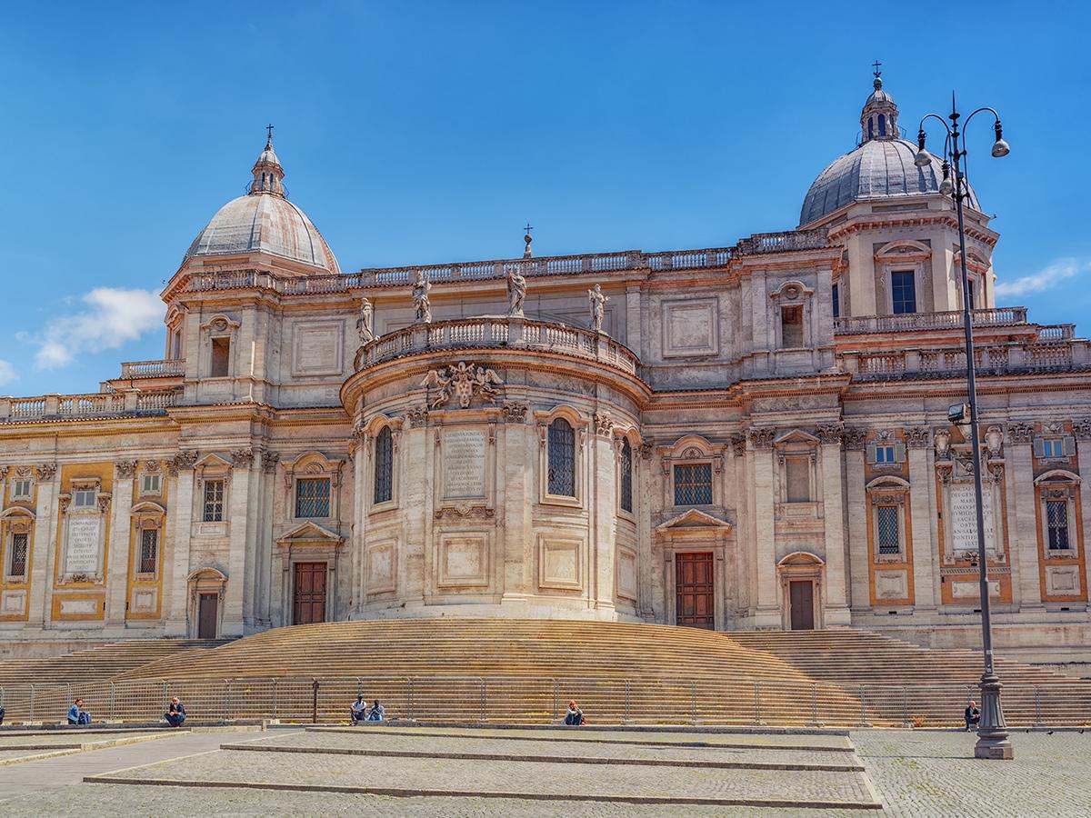 Ore 08.30 Santa Maria Maggiore