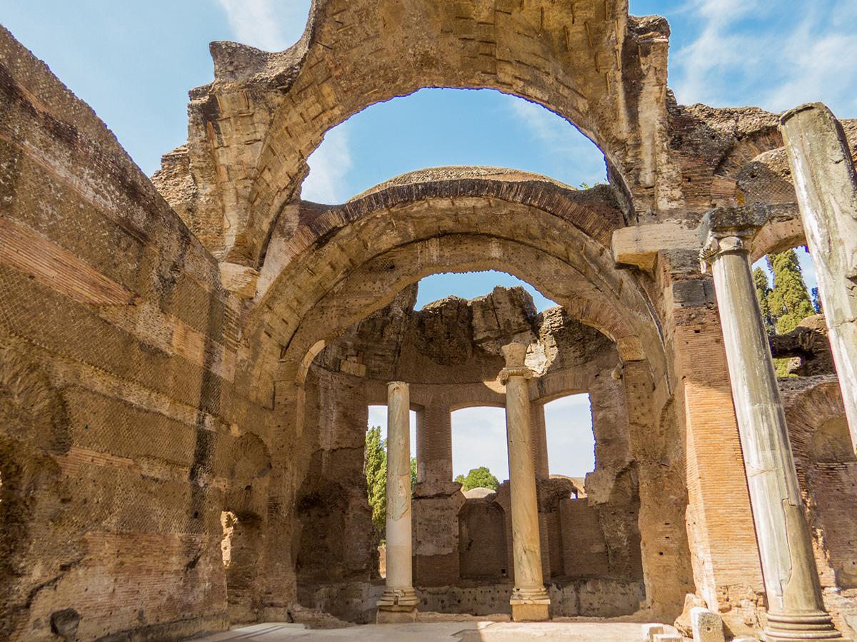 Giorno 3 - Trekking a Villa Gregoriana, centro storico di Tivoli e trasferimento a Roma