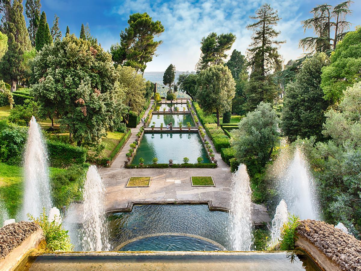 Giorno 2 - Visita guidata di Villa Adriana e Villa D'Este