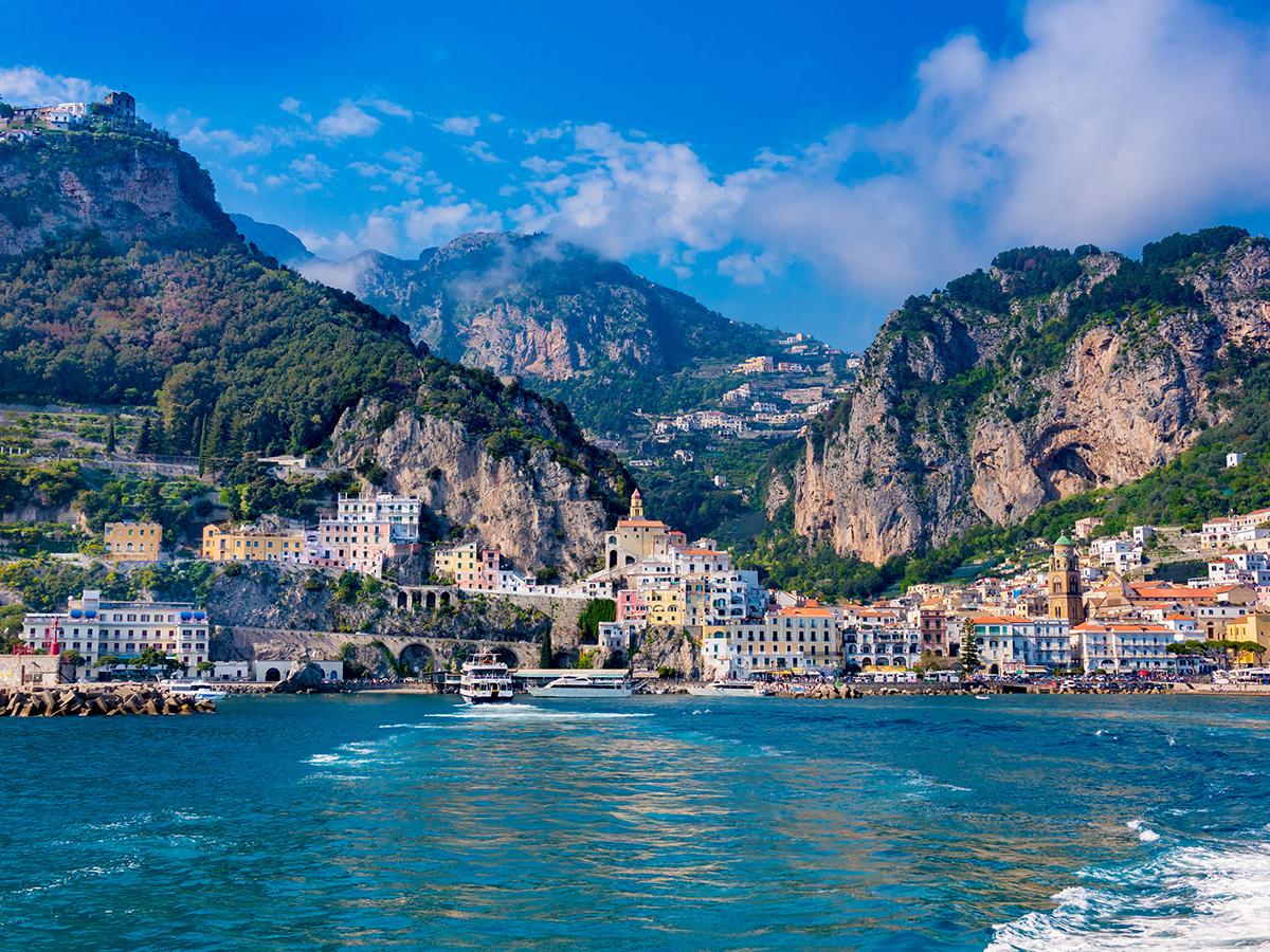 Giorno 2 - Ravello, Amalfi, Il Sentiero degli Dei, Positano