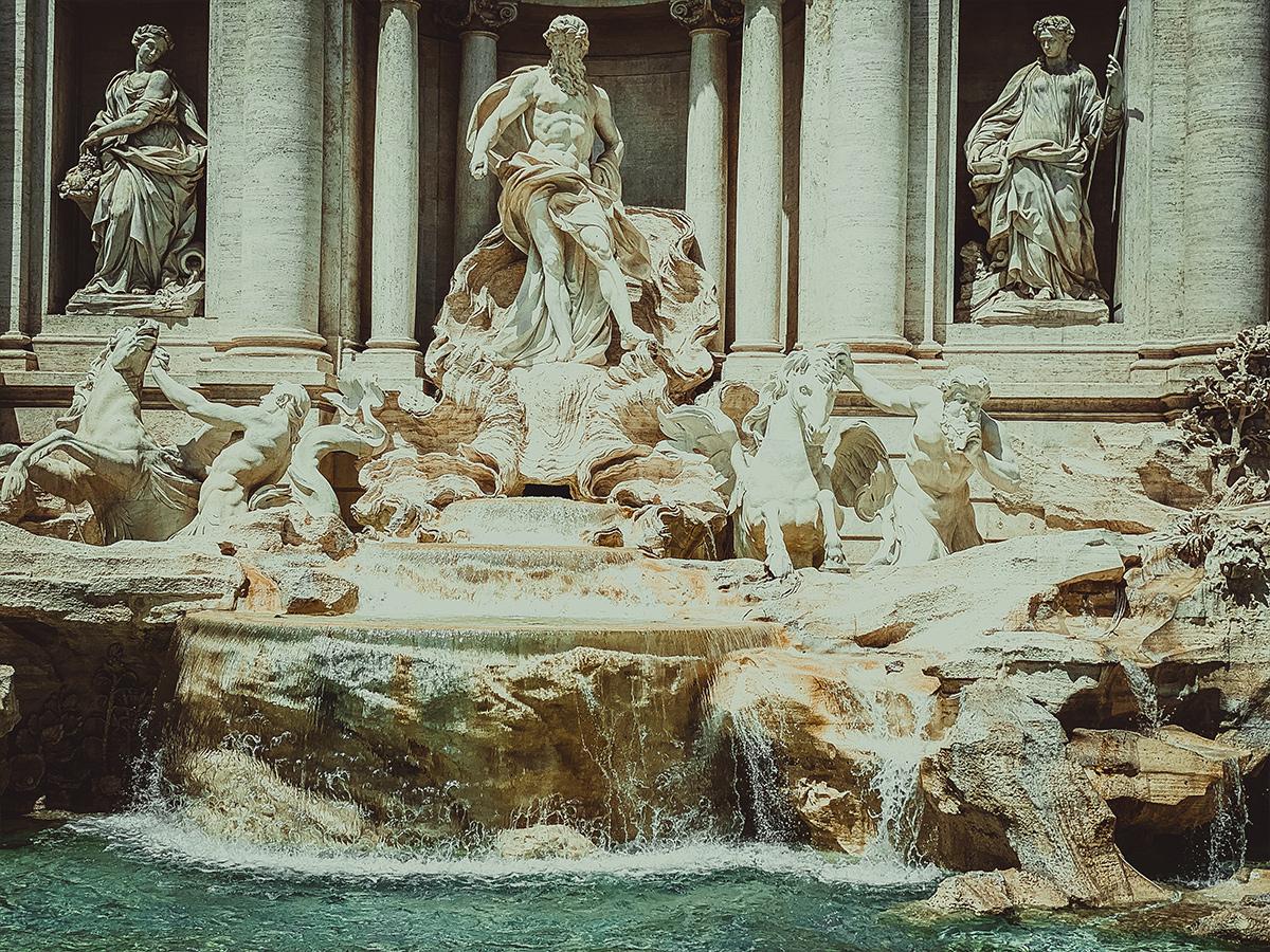 Ore 14.00 Tour delle Piazze di Roma