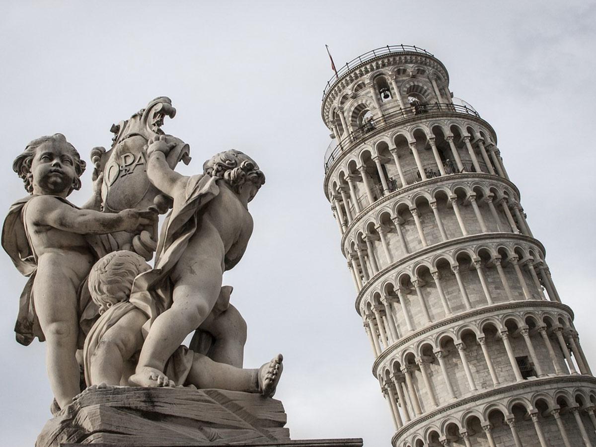 Ore 15.45 Arrivo a Pisa e Visita