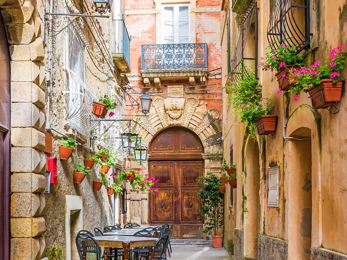 Giorno 1 - Trasferimento da Roma a Sorrento, Check in Sorrento