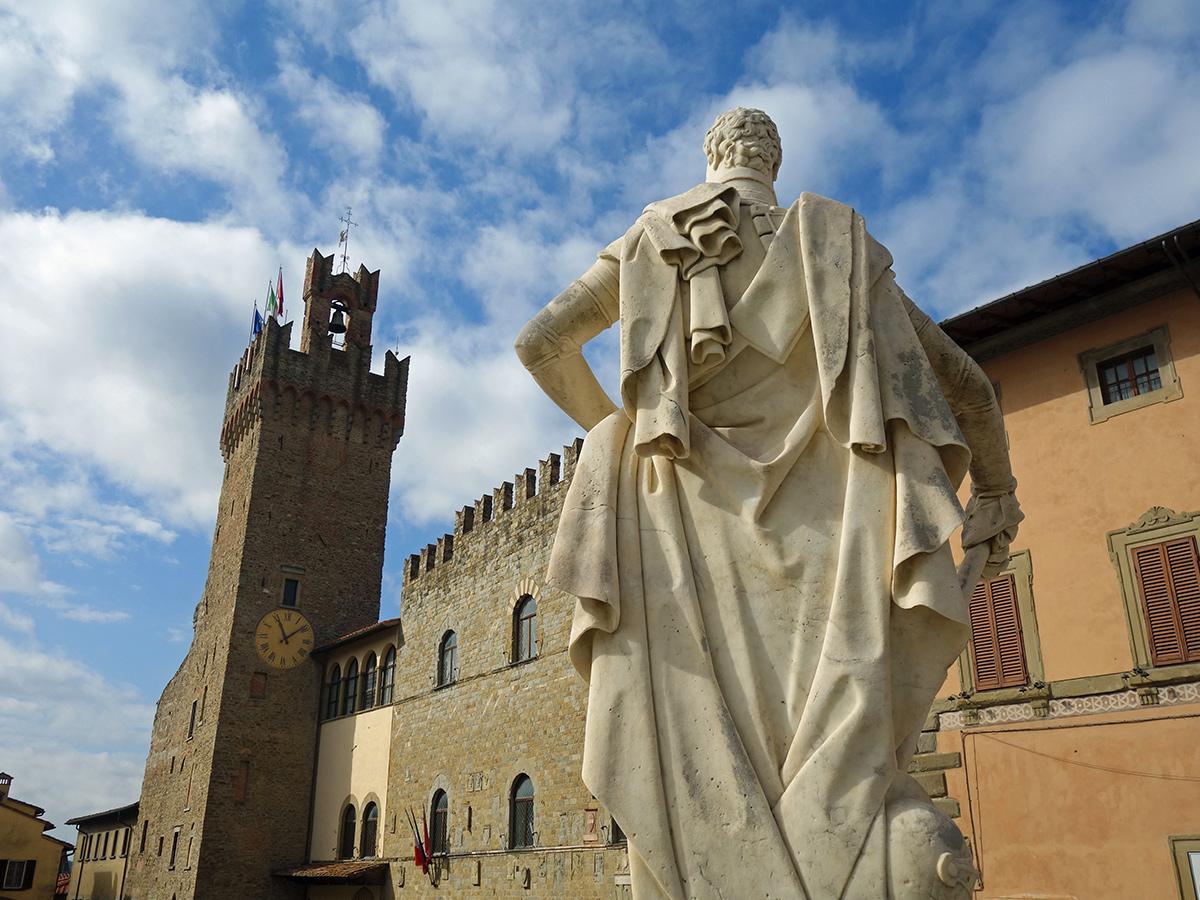 Giorno 1 - 31 Dicembre 2020 - Visita Guidata di Arezzo & Cenone di Capodanno