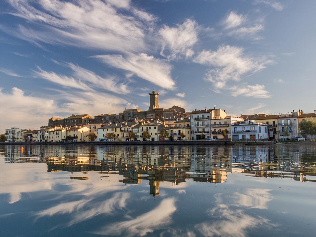 Giorno 2 - 1 Gennaio 2021 - Visita Bolsena, Lago di Bolsena e Civita di Bagnoregio & Rientro a Roma
