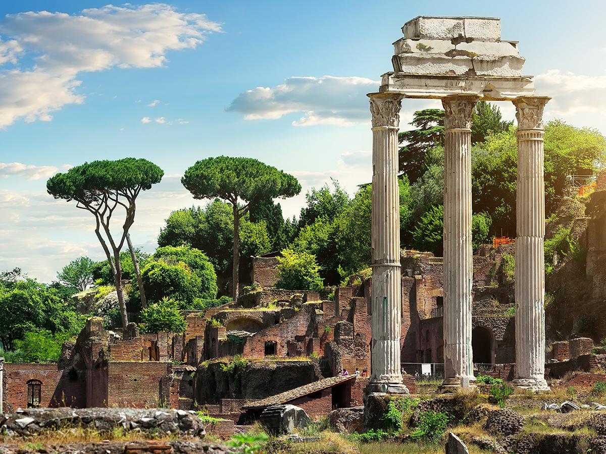 Giorno 1 Transfer Arrivo & Tour di Roma 6 ore