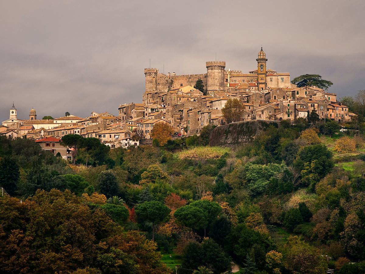 Ore 11.10 - Incontro con la guida e visita guidata del Castello Odescalchi