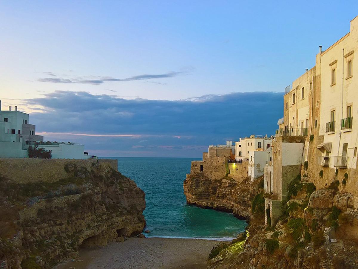 Giorno 1 - Trasferimento da Roma a Polignano a Mare, Check in hotel