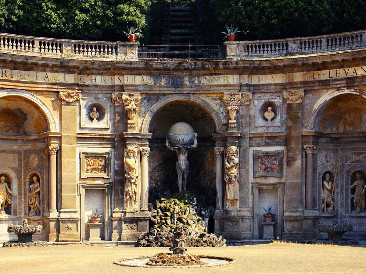 Giorno 1 Trasferimento da Toscana a Frascati, Check in hotel