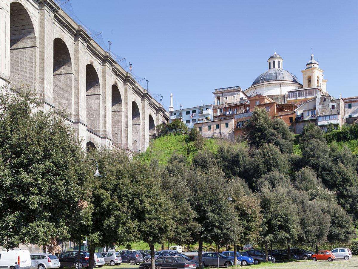 Giorno 2 Ville Pontificie a Castel Gandolfo, Grottaferrata, Lago di Nemi