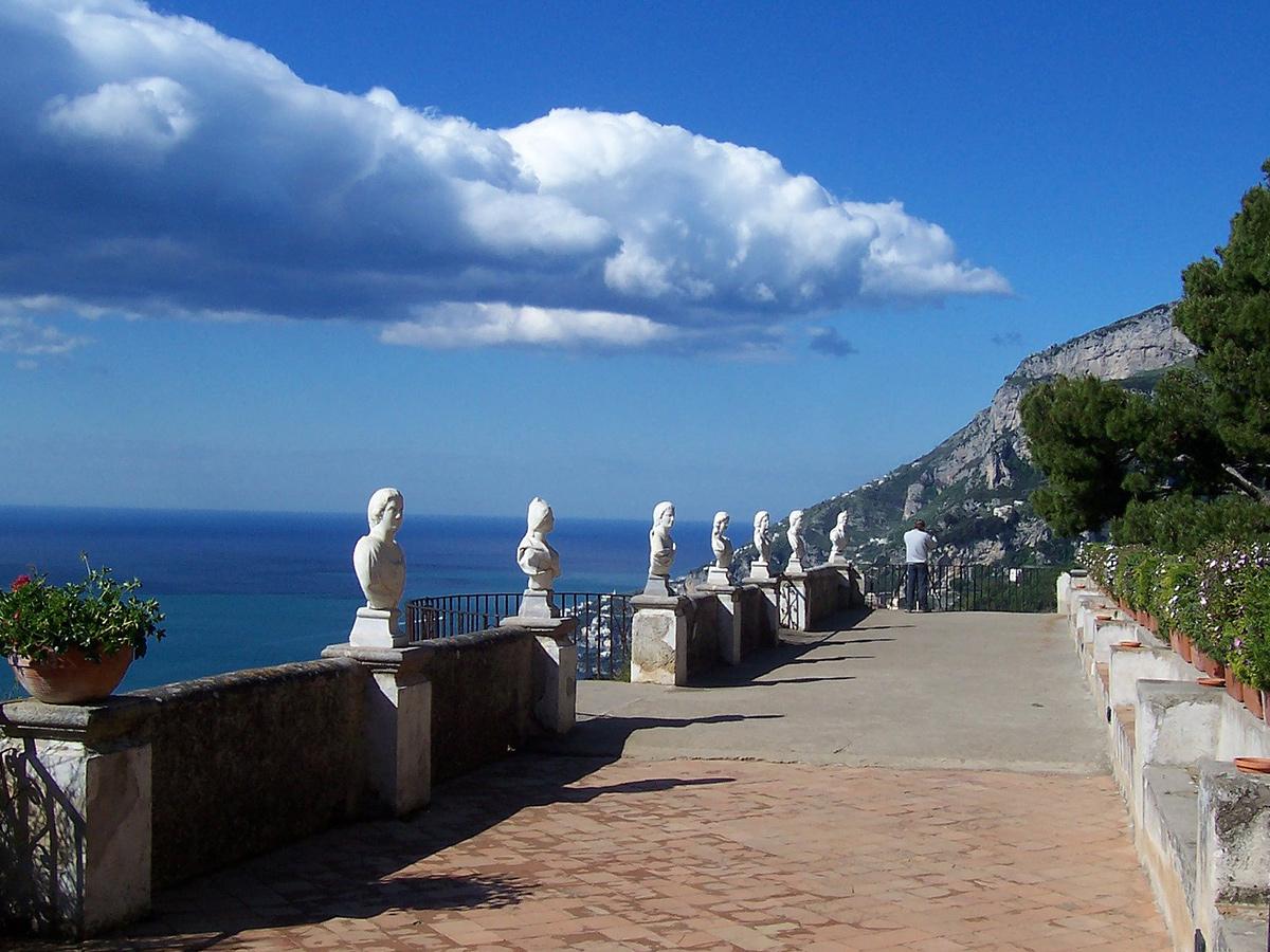 Giorno 4 - Martedì - Visita di Ravello, Amalfi e Positano