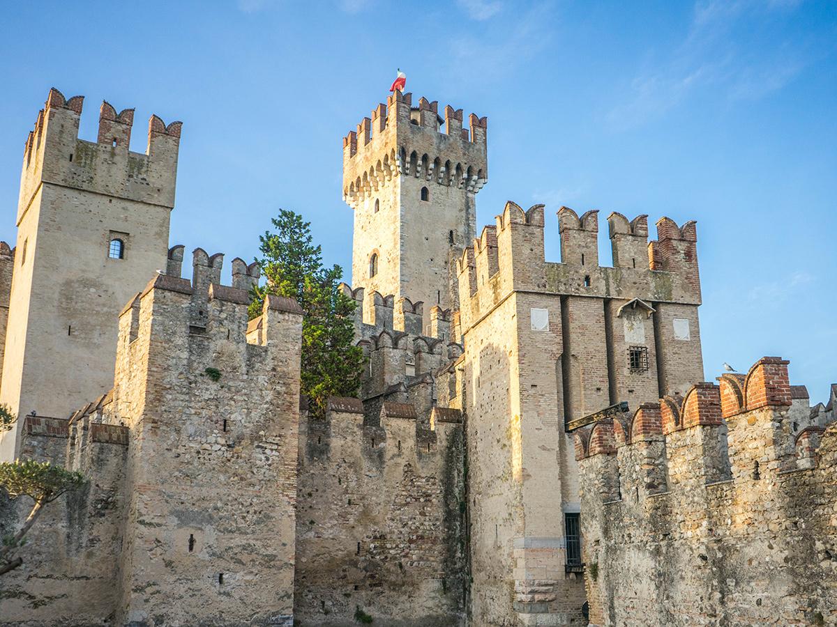 Giorno 2 Lago di Garda, Vittoriale degli Italiani e Sirmione