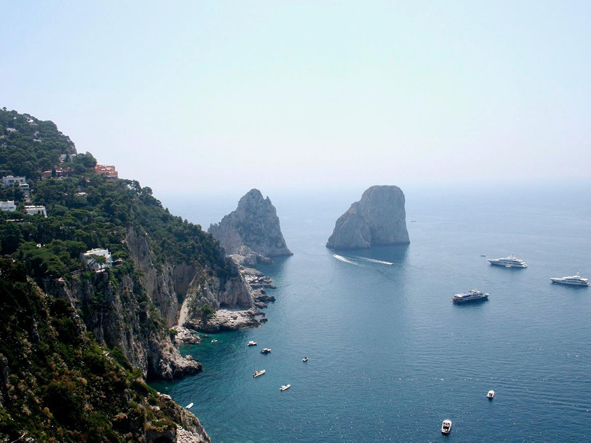 Giorno 6 - Giovedì - Visita Guidata dell'Isola di Capri