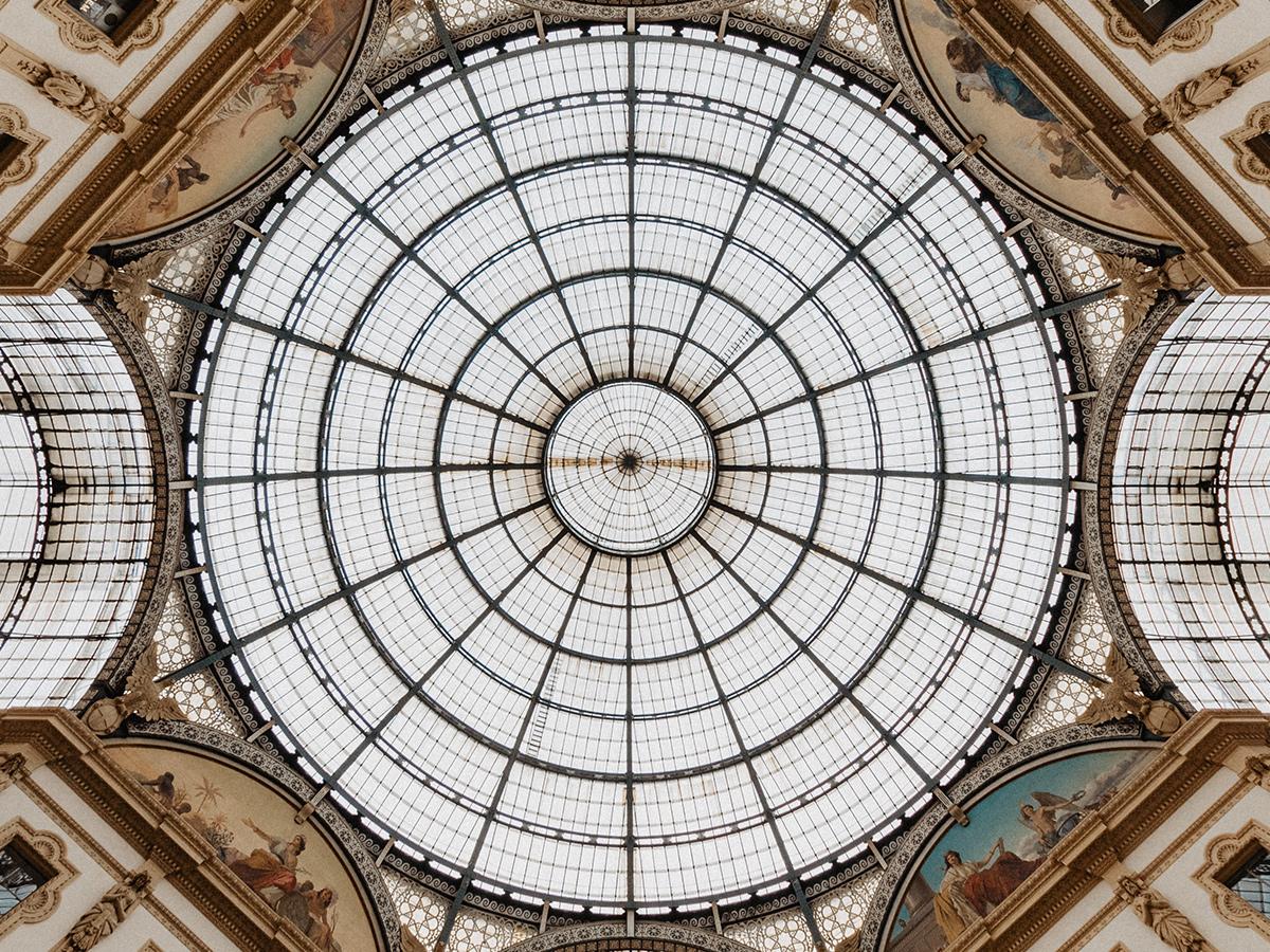 Ore 16.00 Visita della Galleria Vittorio Emanuele