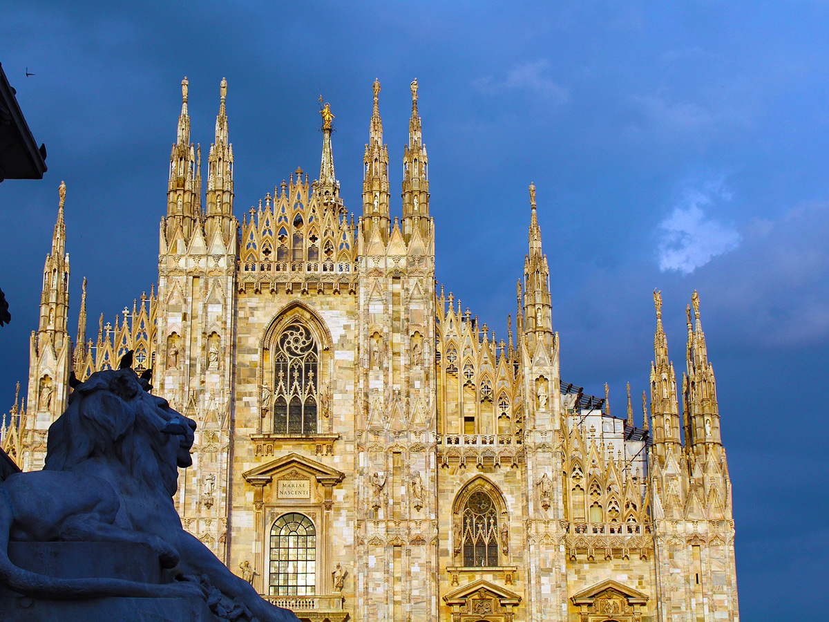 Ore 15.00 Visita esterna del Duomo