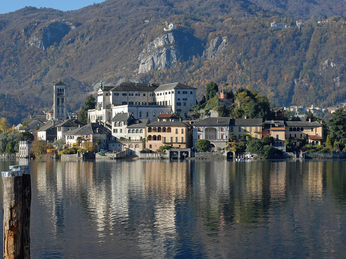 Giorno 1 Trasferimento da Toscana a Orta (Lago D'Orta), Check in hotel